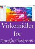 """Virkemidler for Google Classroom (Norsk) """"NO PREP"""""""