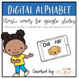Virtual Alphabet Flash Cards for Google