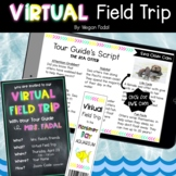 Virtual Aquarium Field Trip EDITABLE