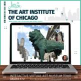 *Virtual Art Museum Tour: The Art Institute of Chicago- Ar