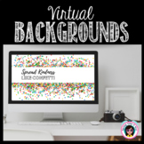 Virtual Backgrounds for Distance Learning
