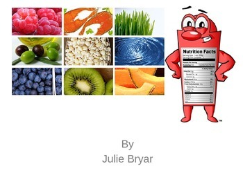 Virtual Big Book on Nutrition Lables