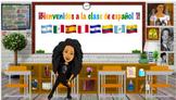 Virtual Bitmoji Classroom