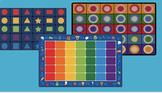 Virtual Bitmoji Google Slides Classroom- RUGS