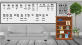 Virtual Bitmoji Google Slides Word Wall - EDITABLE