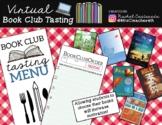 Virtual Book Club Tasting