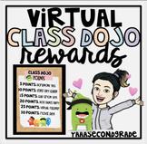 Virtual Class Dojo Rewards