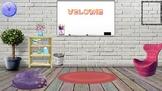 Virtual Classroom Backgrounds