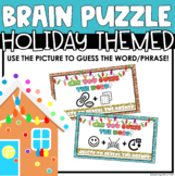 Virtual Classroom Game | Holiday Edition