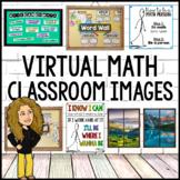 Virtual Math Classroom Images