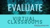 Virtual Classroom Observation Rubric