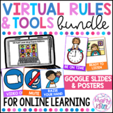 Virtual Classroom Rules & Online Meeting Expectations   Di