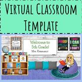 Virtual Classroom Template