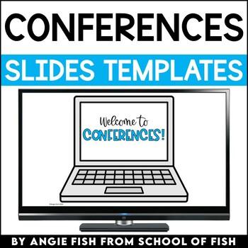 Virtual Conference Slides | Virtual Parent Teacher Conferences