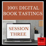 Virtual Digital Book Tasting Activity (Session Three)