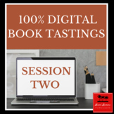 Virtual Digital Book Tasting Activity (Session Two)