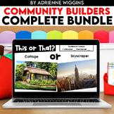 Virtual & Distance Learning COMMUNITY BUILDERS COMPLETE BUNDLE