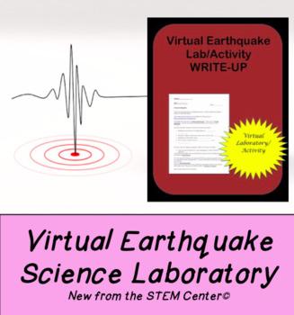 Virtual Earthquake Lab Activity Write-up