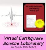 Virtual Earthquake Lab Activity Write-up