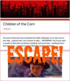 Virtual Escape Room (Children of the Corn Themed Template)