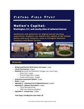 Virtual Field Study: Washington, D.C. Area