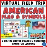 Virtual Field Trip: American Flag & U.S. Symbols Pre-K - G