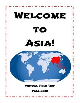 Virtual Field Trip- Asia