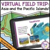 Virtual Field Trip - Asian-Pacific Islands - Google Slides