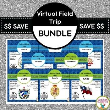 Virtual Field Trip Bundle