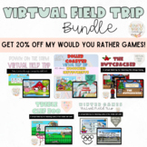 Virtual Field Trip Bundle for Distance Learning in the Music Room