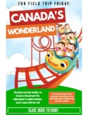 Virtual Field Trip: Canada's Wonderland *Distance Learning*