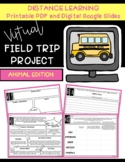 Virtual Field Trip Distance Learning Project-Animal Editio