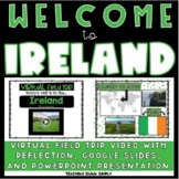 Virtual Field Trip Ireland - St. Patrick's Day Activities