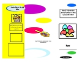Virtual Field Trip-Jelly Belly Factory (Creative Writing Printable)