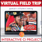 Virtual Field Trip Peru and Machu Picchu | Distance Learning