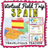 Virtual Field Trip: SPAIN
