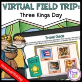 Virtual Field Trip Puerto Rico Three Kings Day - Google Slides Distance Learning