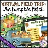 Virtual Field Trip: Pumpkin Patch – Primary – Google Slide