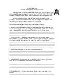 Virtual Field Trip Questions