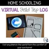 Virtual Field Trip Reflection Log (US & UK versions)