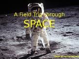 Virtual Field Trip: SPACE!