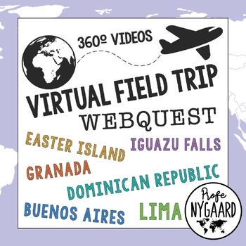 Virtual Field Trip WebQuest