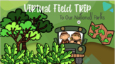 Virtual Field Trip - National Parks Earth Day- Distance Le