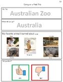 Virtual Field Trip _ ACTIVITY _ Australian Zoo _ ESY