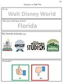 Virtual Field Trip _ ACTIVITY _ Walt Disney World _ ESY
