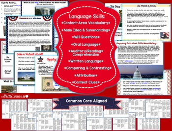 No Prep Virtual Field Trip for Language and Curriculum-Based Vocabulary