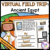 Virtual Field Trip to Ancient Egypt - Google Slides Format