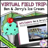 Virtual Field Trip to Ben & Jerry's Ice Cream Factory - Go