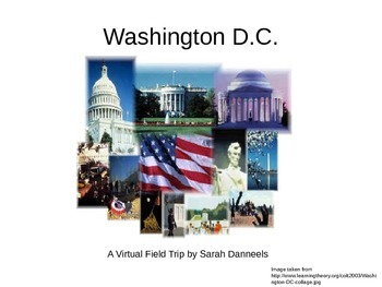 Virtual Field Trip to Washington D.C.