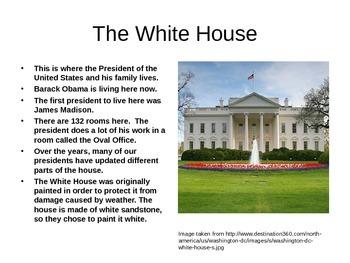 Virtual Field Trip to Washington D.C.